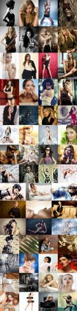 100 beautiful girls collection part 2v
